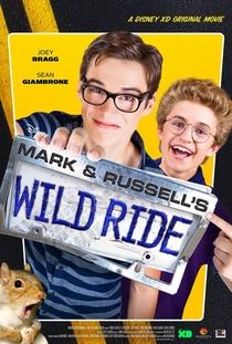 Mark e Russell: Viajantes Inabilitados - Poster / Capa / Cartaz - Oficial 1