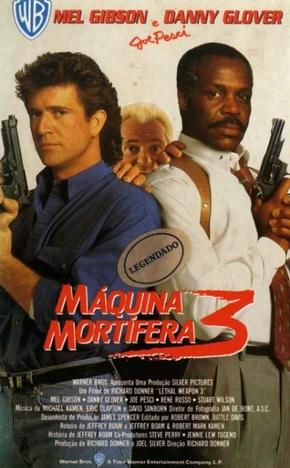 Máquina Mortífera 3 - 15 de Maio de 1992 | Filmow