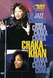 The Jazz Channel Presents Chaka Khan - Poster / Capa / Cartaz - Oficial 1