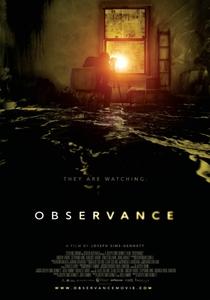 Observance - Poster / Capa / Cartaz - Oficial 2