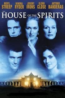 A Casa dos Espíritos - Poster / Capa / Cartaz - Oficial 7