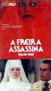 A Freira Assassina - Poster / Capa / Cartaz - Oficial 4