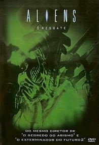 Aliens - O Resgate - Poster / Capa / Cartaz - Oficial 2