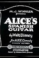 Alice's Spanish Guitar (Alice's Spanish Guitar)