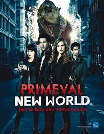 Primeval: New World (1ª Temporada) - Poster / Capa / Cartaz - Oficial 1