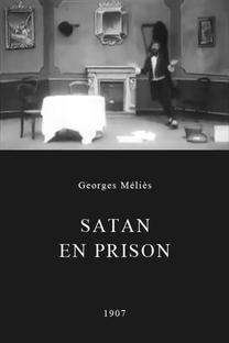 Satan en Prison - Poster / Capa / Cartaz - Oficial 1