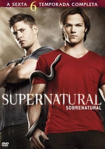 Sobrenatural (6ª Temporada) - Poster / Capa / Cartaz - Oficial 5