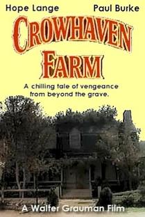 A Fazenda Crowhaven - Poster / Capa / Cartaz - Oficial 3