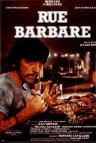 Rue Barbare - Poster / Capa / Cartaz - Oficial 1
