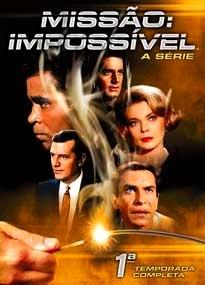 Missão Impossível (1ª Temporada) - Poster / Capa / Cartaz - Oficial 1