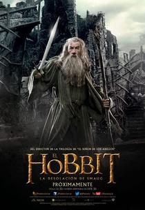 O Hobbit: A Desolação de Smaug - Poster / Capa / Cartaz - Oficial 19