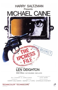 Ipcress - O Arquivo Confidencial - Poster / Capa / Cartaz - Oficial 5