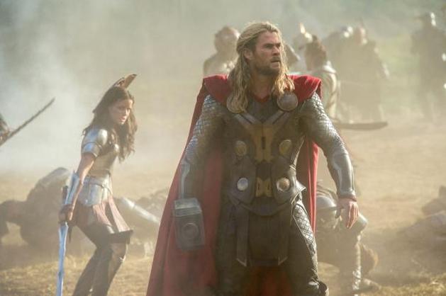 """Confira imagens em alta qualidade de """"Thor: O Mundo Sombrio"""""""