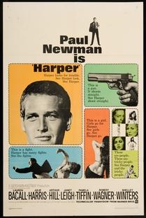 Harper - O Caçador De Aventuras - Poster / Capa / Cartaz - Oficial 3