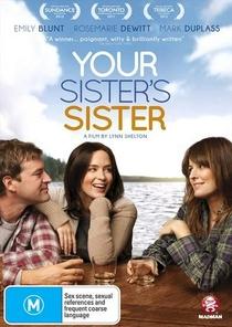 A Irmã da Sua Irmã  - Poster / Capa / Cartaz - Oficial 2