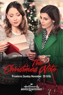 The Christmas Note - Poster / Capa / Cartaz - Oficial 1
