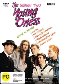 The Young Ones (2ª Temporada) - Poster / Capa / Cartaz - Oficial 1