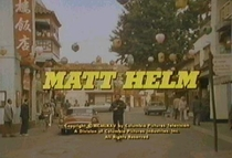 MATT HELM - Poster / Capa / Cartaz - Oficial 1