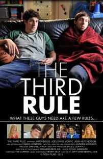 The Third Rule - Poster / Capa / Cartaz - Oficial 1