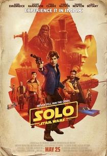 Han Solo: Uma História Star Wars - Poster / Capa / Cartaz - Oficial 20