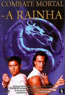 Mortal Kombat - A Rainha - Poster / Capa / Cartaz - Oficial 1