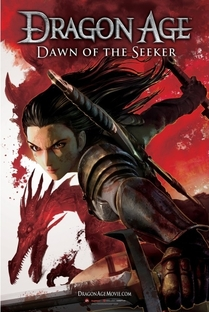 Dragon Age: Dawn of the Seeker - Poster / Capa / Cartaz - Oficial 1