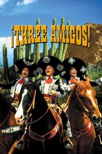 Três Amigos! - Poster / Capa / Cartaz - Oficial 4