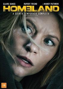 Homeland (5ª Temporada) - Poster / Capa / Cartaz - Oficial 2