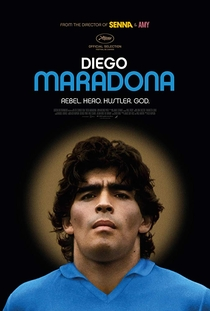 Diego Maradona - Rebelde, Herói, Vigarista e Deus - Poster / Capa / Cartaz - Oficial 2
