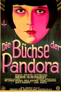 A Caixa de Pandora - Poster / Capa / Cartaz - Oficial 2