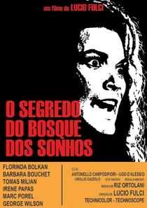 O Segredo do Bosque dos Sonhos - Poster / Capa / Cartaz - Oficial 2
