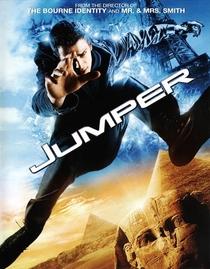 Jumper - Poster / Capa / Cartaz - Oficial 1