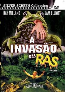 A Invasão das Rãs - Poster / Capa / Cartaz - Oficial 5