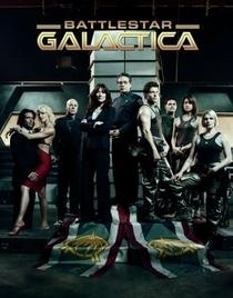 Battlestar Galactica (4ª Temporada) - Poster / Capa / Cartaz - Oficial 3