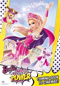 Barbie Super Princesa - Poster / Capa / Cartaz - Oficial 1