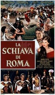 A Escrava de Roma - Poster / Capa / Cartaz - Oficial 1