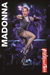 Madonna: Rebel Heart Tour - Poster / Capa / Cartaz - Oficial 2