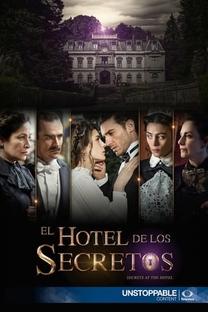 El hotel de los secretos - Poster / Capa / Cartaz - Oficial 1