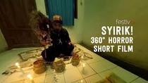 SYIRIK! um filme curto de horror em 360° - Poster / Capa / Cartaz - Oficial 1