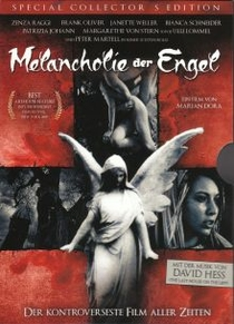 The Angel's Melancholia - Poster / Capa / Cartaz - Oficial 1