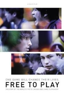 Free to Play: O Filme - Poster / Capa / Cartaz - Oficial 1