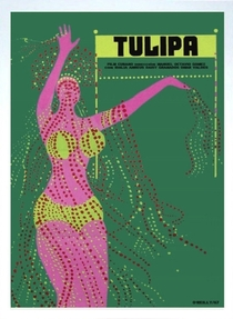 Tulipa - Poster / Capa / Cartaz - Oficial 1