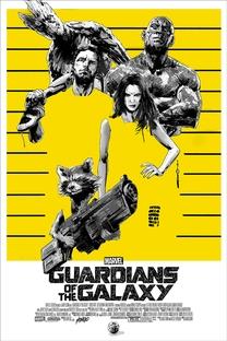 Guardiões da Galáxia - Poster / Capa / Cartaz - Oficial 9