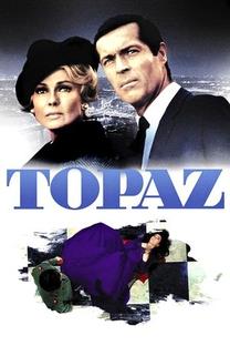 Topázio - Poster / Capa / Cartaz - Oficial 5