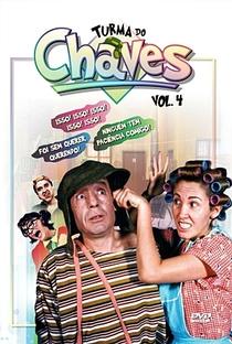 Chaves (4ª Temporada) - Poster / Capa / Cartaz - Oficial 2
