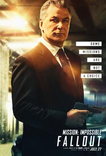 Missão: Impossível - Efeito Fallout - Poster / Capa / Cartaz - Oficial 12
