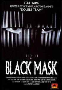Máscara Negra - Poster / Capa / Cartaz - Oficial 4