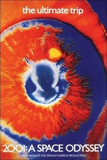 2001: Uma Odisseia no Espaço - Poster / Capa / Cartaz - Oficial 10