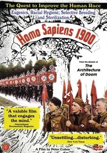 Homo Sapiens 1900 - Poster / Capa / Cartaz - Oficial 2