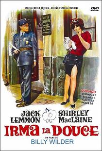 Irma La Douce - Poster / Capa / Cartaz - Oficial 12